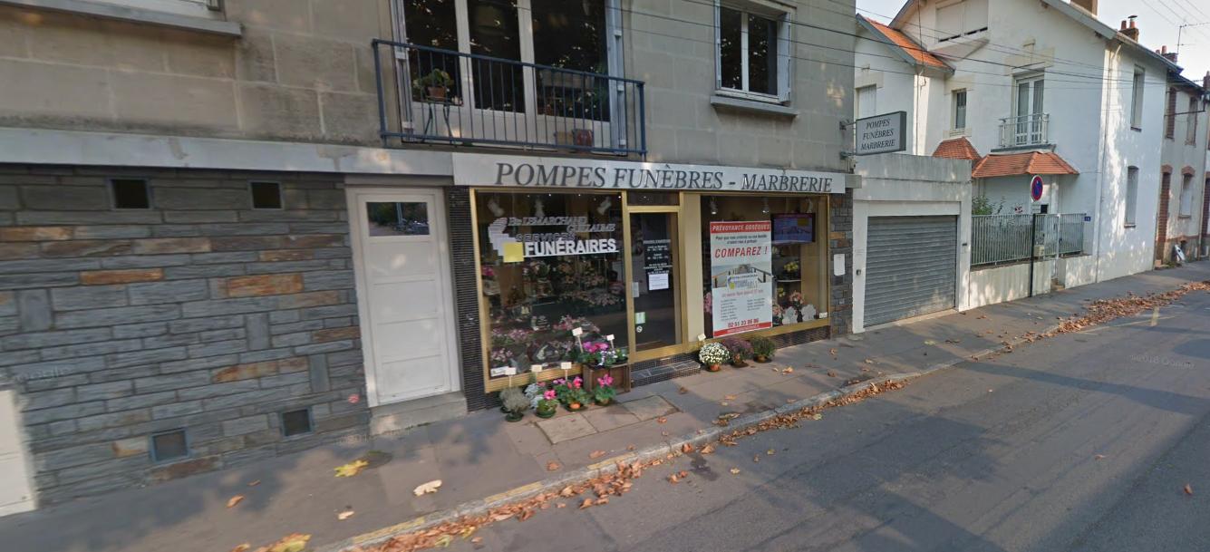 Pompes funèbres Nantes
