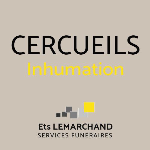 Cercueils inhumation