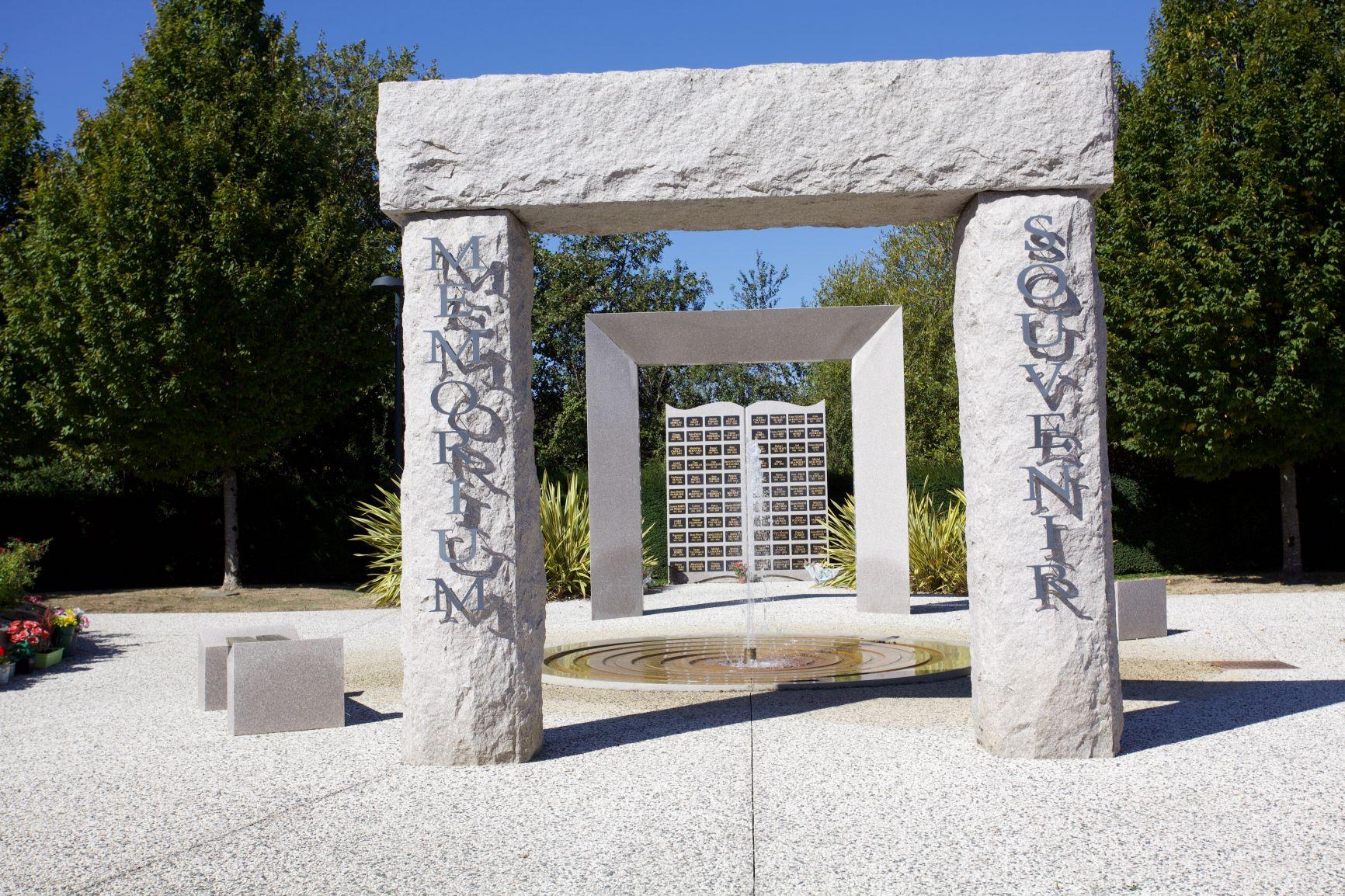 jardin des souvenirs crematorium de vendee
