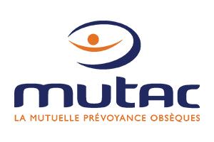 Logo Mutac prévoyance obsèques