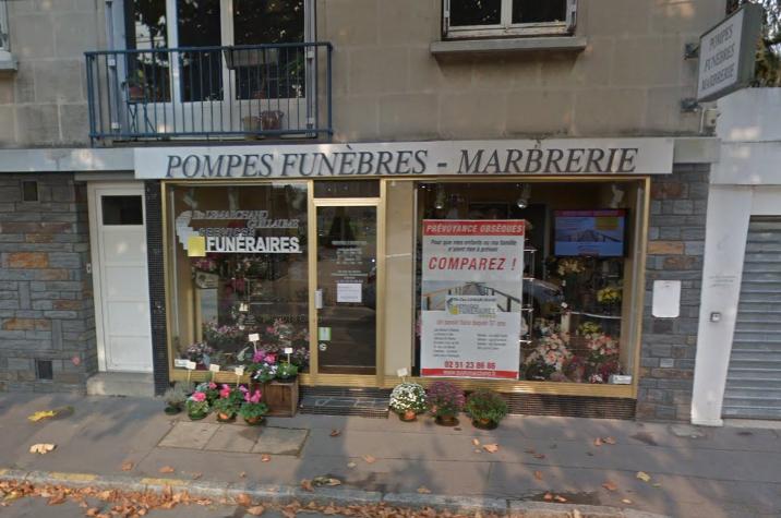 Pompes funèbres Nantes Gambetta