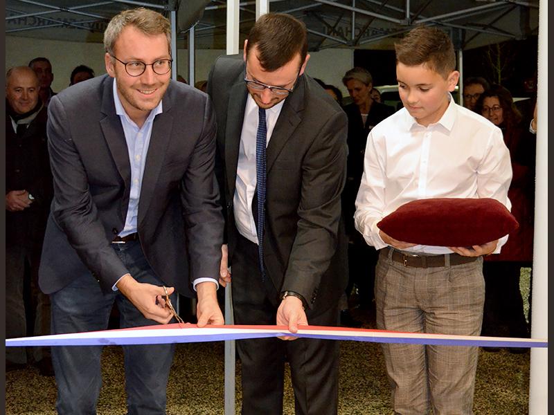 Inauguration du Funérarium de Talmont-Saint-Hilaire